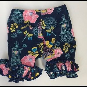 Other - Birdcage Ruffle Shorts